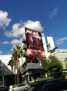 ASH, Baby! Big and Bold in Hollywood!