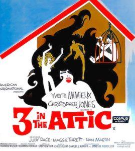 3 in attic