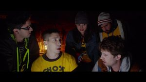 Ghost Team! Justin Long is my hero! Ghost Beware!