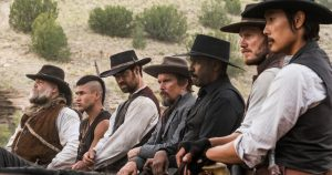 Magnificent Seven gang! Take the Ride! Western Fun!